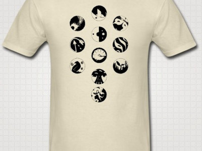 Sephyra Runes T-Shirt main photo