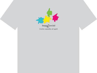 Twelve Months of April T-Shirt main photo
