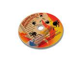 The Jumping Flea Circus Storybook + Compact Disc + Digital Album photo