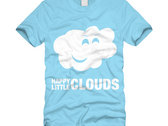 Cloud design t-shirt photo