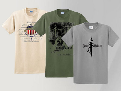 3 SHIRT REAL DEAL (Size S-XL) (Military Green, Logo, F&F) main photo