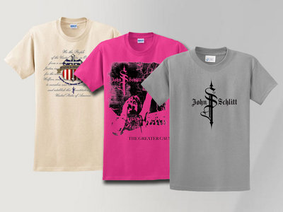 3 SHIRT REAL DEAL (Size XXL) (Hot Pink, Logo, F&F) main photo