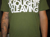 Logo Shirt - Green photo