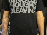 Logo Shirt - Black photo