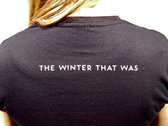The Winter That Was - T-Shirt & Album deal photo