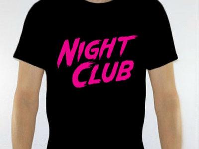Night Club logo shirt main photo