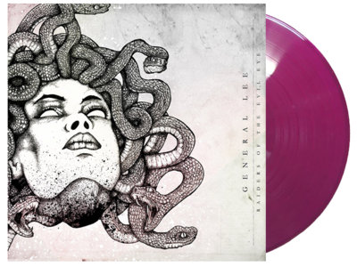 "12"" Clear Purple Vinyl / T-Shirt / Digital Album Bundle main photo"
