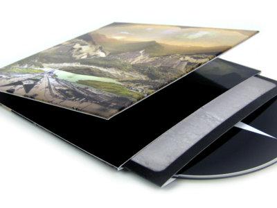 Technicolor Edition CD - Custom Cover main photo