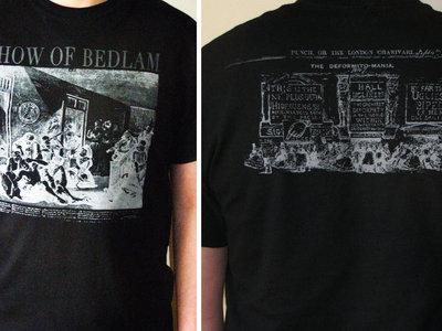 Show of Bedlam T-shirt 2013 - Man main photo