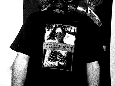 Tempest - Skeleton T-Shirt main photo