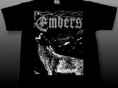 Embers T-shirt photo