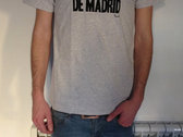 Recuerdo de Madrid Tee (grey) photo