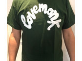 Lovemonk Logo Tee (Green) photo