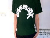 Lovemonk Logo (Green) Women's Tee photo