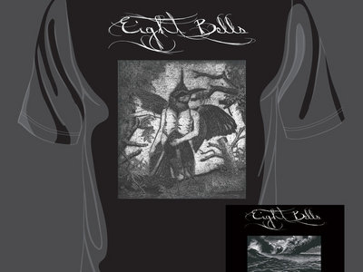 Eight Bells - The Captain's Daughter CD / T-Shirt Bundle Deal main photo