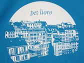 Houses T-Shirt (Teal) photo