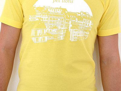 Houses T-Shirt (Yellow) main photo