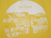 Houses T-Shirt (Yellow) photo