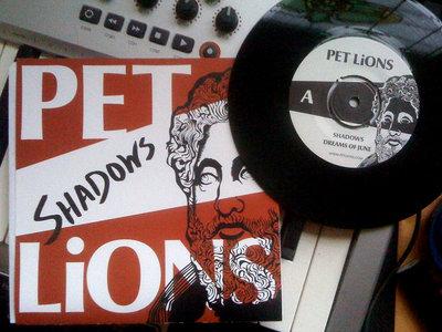 "Shadows - 7"" Vinyl main photo"