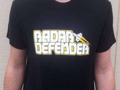 "Radar Defender ""arcade"" logo Tee main photo"