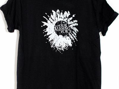 "Black T-Shirt or Tank Top ""Logo"" main photo"