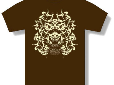 TNBD Rorschach T-Shirt main photo