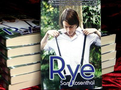 Rye - an erotic novel (paperback book) main photo