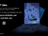 Post York Comic Book photo