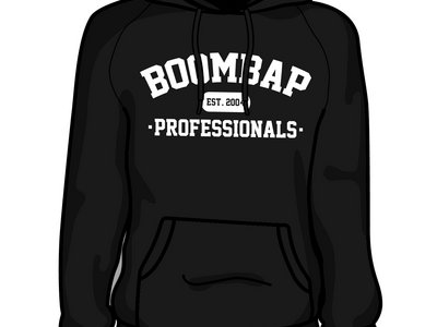 BBP Varsity Hoodie (Black) main photo