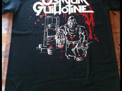 Osmium Guillotine T-shirt main photo