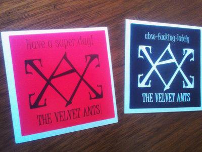 Vinyl Stickers main photo