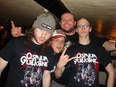Osmium Guillotine T-shirt photo