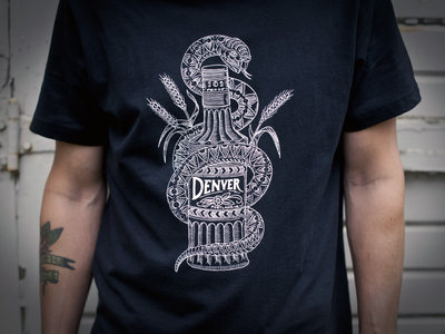 Denver - SNAKE T-SHIRT main photo