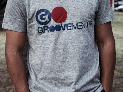 GO Logo T-shirt (Gray) [GMC001] main photo