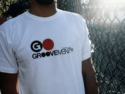 GO Tokyo 2013 T-shirt (White) [GMC004] main photo