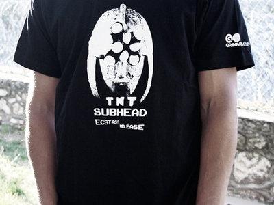 TNT Subhead T-shirt (Black) [GMC005] main photo