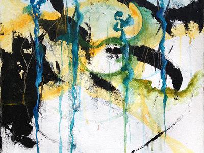 Svevende Og Utslitt Acrylic Painting main photo