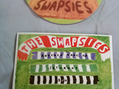 Another Game on Saturday b/w A Fleeting Summer CD with stickers photo
