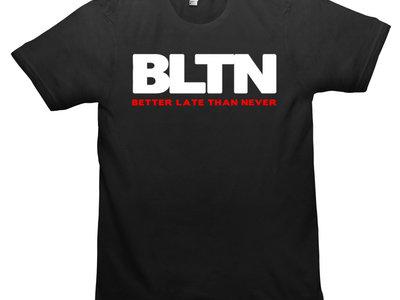 BLTN Block Tee main photo
