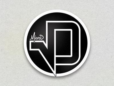 Radical D - Vinyl Sticker main photo