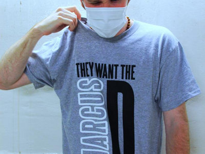 """They Want the """"D"""" T-Shirt main photo"""