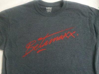 """Betamaxx """"Super Beta"""" T-Shirt main photo"""