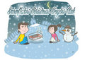 Snowflakes Christmas Singles Club image