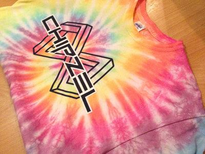 Tie Dye Infinity Logo Tee main photo