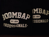 BBP Varsity Hoodie (Black) photo