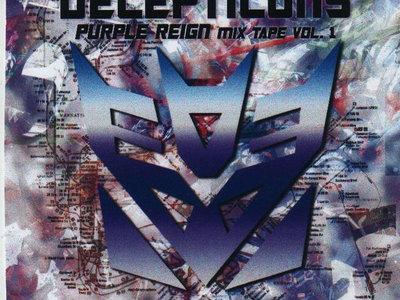 Purple Reign: The Mixtape main photo