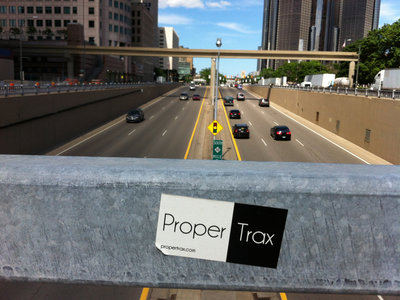 Proper Trax Stickers main photo