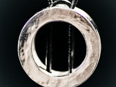 Silver Ring Pendant photo