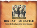 Big Hat, No Cattle image