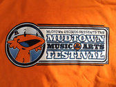 """Classic"" 2013 Mudtown Music & Arts Festival T-Shirt photo"